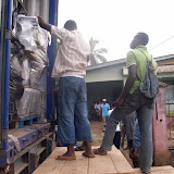 Container Arrival & Offloading in Buea - 100_9070.JPG