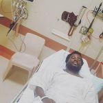 Sonnie Badu Hospitalized In Australia