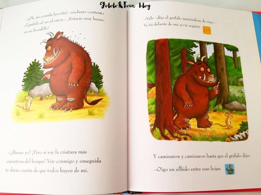 editorial-bruño-cuento-infantil-el-grufalo
