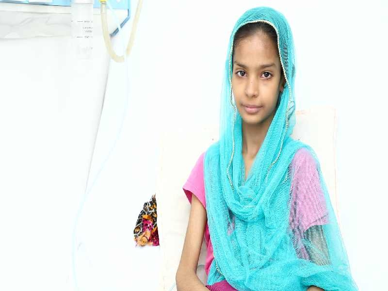 How Marium re-gained her childhood after overcoming a life-threatening disease