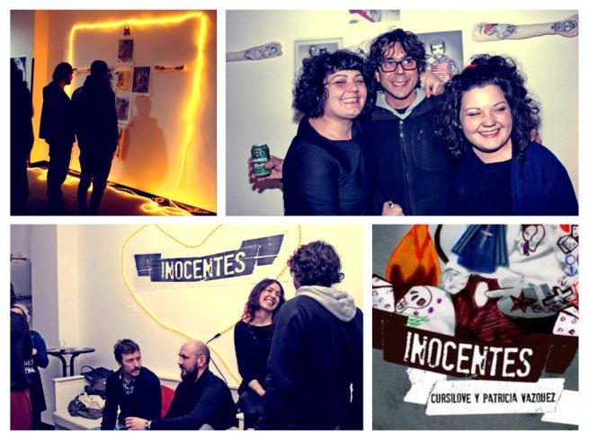 Inocentes - InkInsideGallery