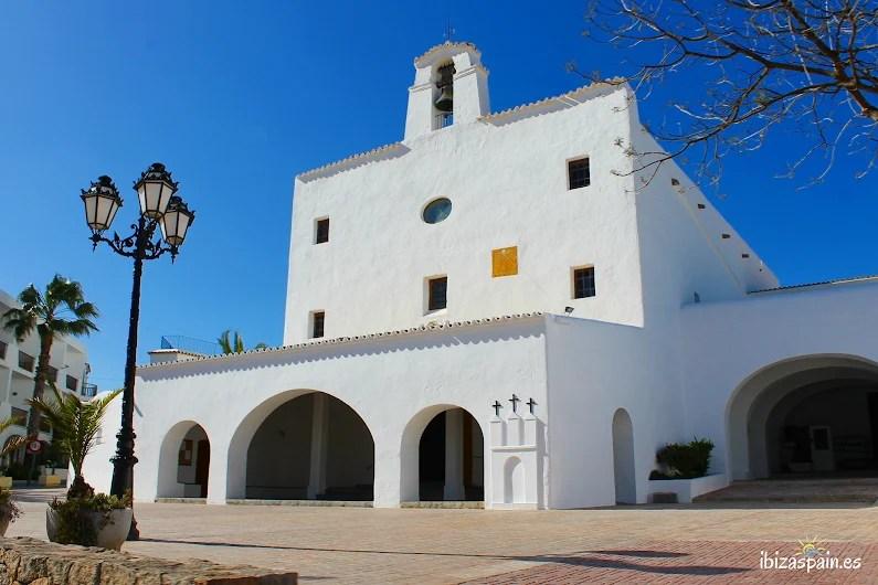 Iglesia de San Jose Ibiza - Sant Josep de Sa Talaia