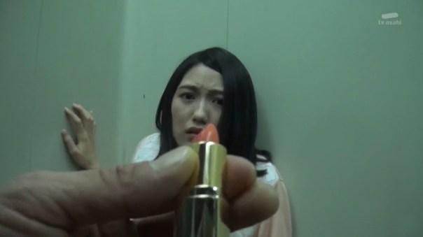 "AKB Horror Night - Adrenalin no Yoru ep07 ""Elevator"" (Watanabe Mayu) Sub Indo"