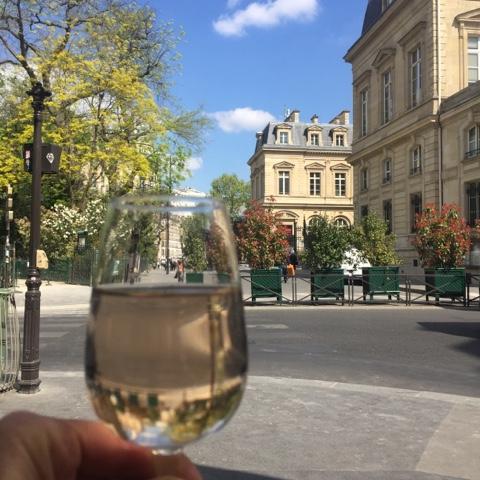 … immer wieder Lieblingsstadt Paris