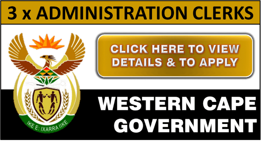 Government Admin Jobs