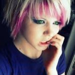 new stylish short emo hairstyles for 2016