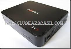 ATUALIZAÇÃO AZFOX Z4S V2.10B