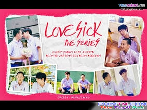 Xem Phim Yêu Là Yêu 1 - Love Sick: The Series Season 1 - phimtm.com - Ảnh 1
