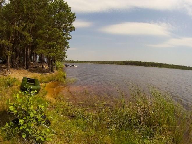 осницьк1 - фото озера