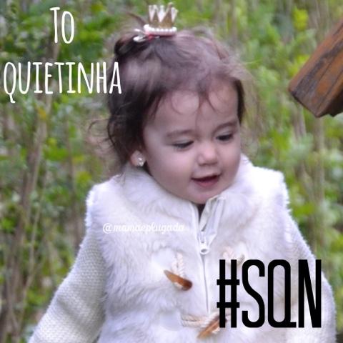criança quietinha #SQN