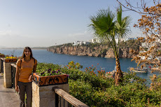 Visiting Antalya...
