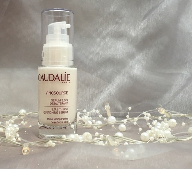 caudalie vinosource thirst quenching serum