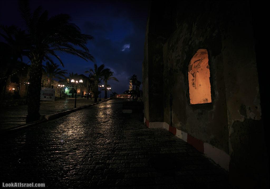 Яффо в чёрном | Jaffo in Black | יפו בשחור | LookAtIsrael.com - Фото путешествия по Израилю