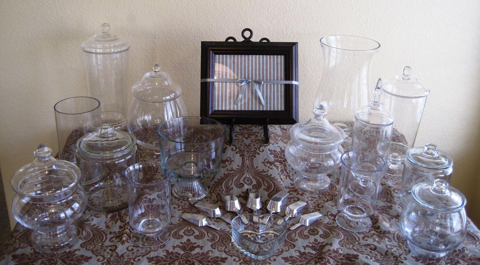 Abi's Blog: Candy Tables, Wedding