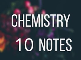 chemical equilibrium class 10 notes