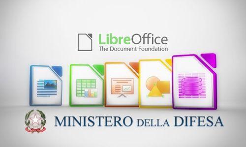 LibreOffice e Ministero della Difesa