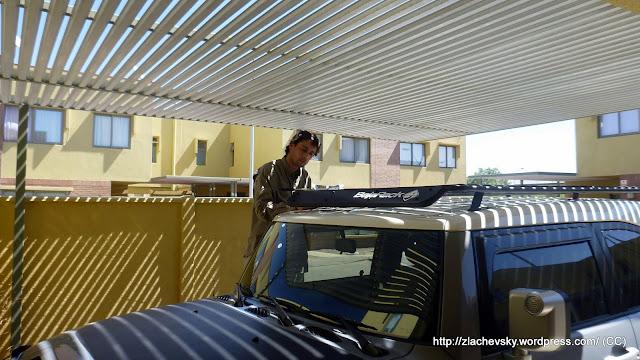 Roof Top Tent (RTT) (5/6)
