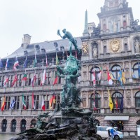 Plimbări belgiene: Antwerp