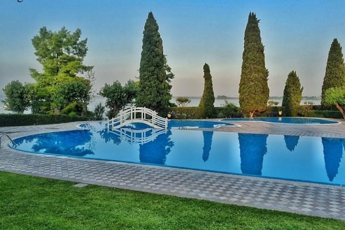 Ruta por la Toscana y norte de Italia. Lago de Garda