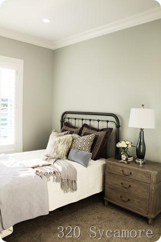 guest bedroom paint color