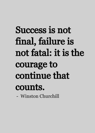 Failure quote with images