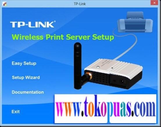 merubah printer biasa menjadi printer wireless