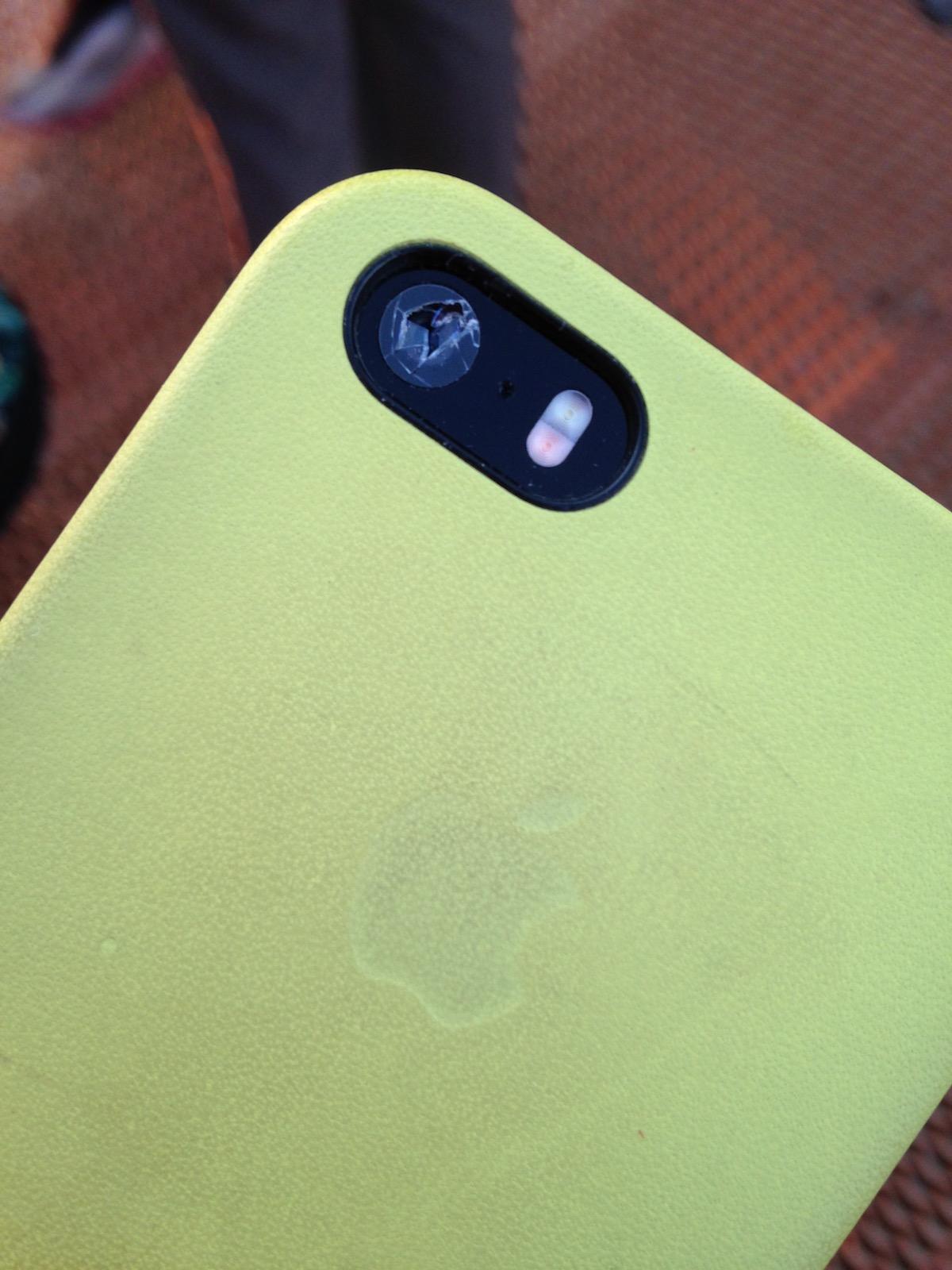 iPhone 5s 鏡頭