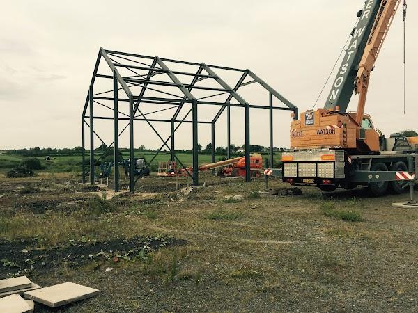 Steelwork Construction - 2