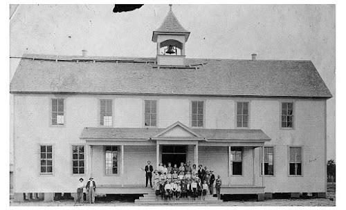Mangham School, approx 1915