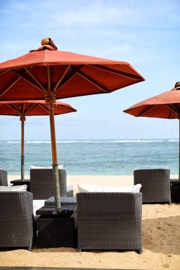 Nusa Dua Beach Bali Indonesia.