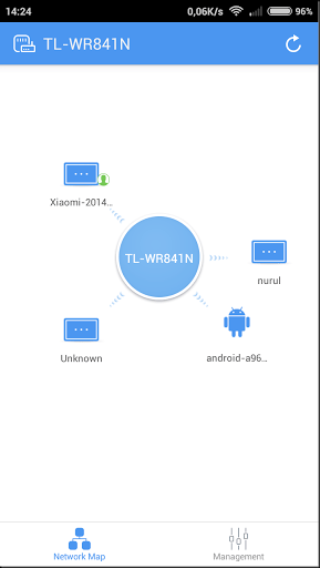 trik membatai pengguna wifi client tp link