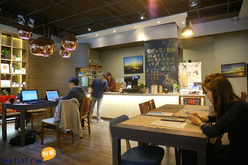 台南中西區咖啡館,日光咖啡-5