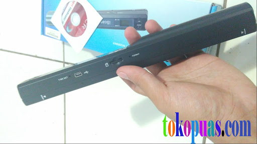 review iscan portable scanner murah