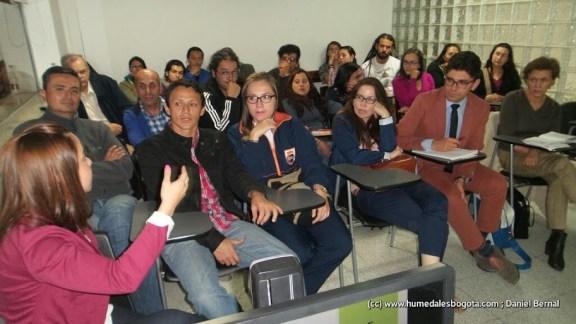 Charla mensual ABO proyecto Cucarachero de Pantano