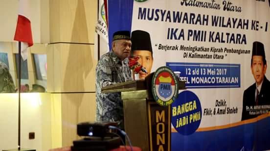 FB IMG 1494674457896 - Musyawarah Wilayah Ikatan Alumni PMII Kalimantan Utara Ke-1