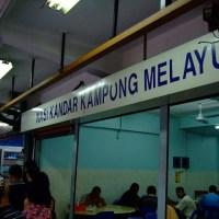 The Saturday I Went To Nasi Kandar Kampung Melayu