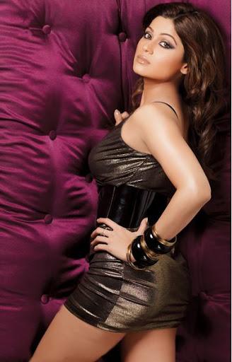 Shamita Shetty Body Size