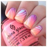 water marble nail art styles 2015