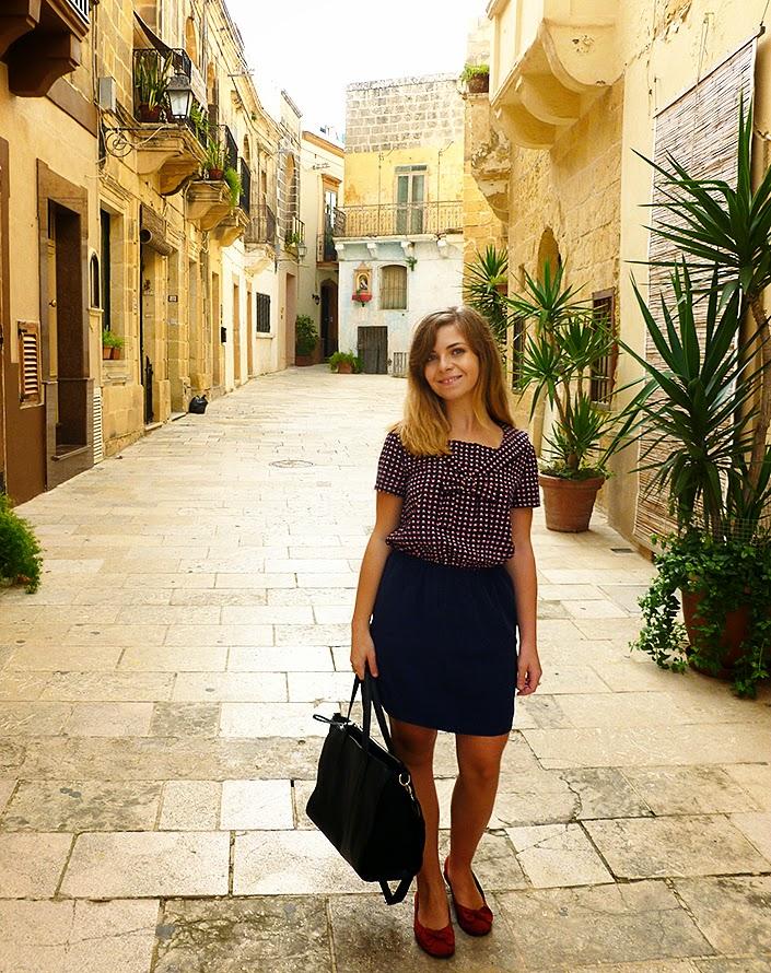 Noël, Victoria capitale Gozo, Malte, thé ceylon, chats