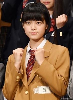 欅坂46(けやきざか)メンバー平手友梨奈