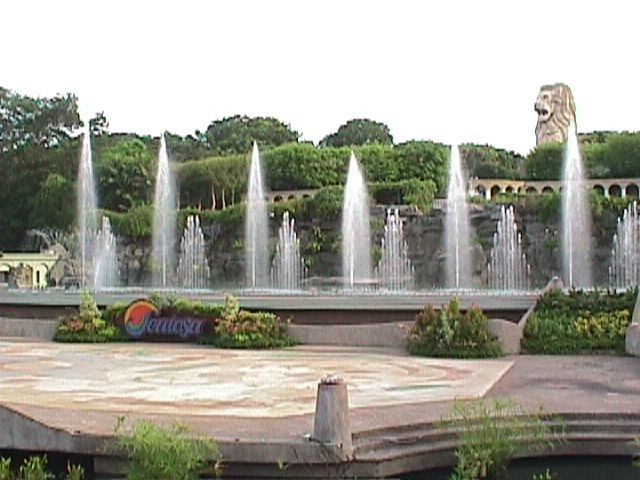 3540Sentosa's Musical Fountains