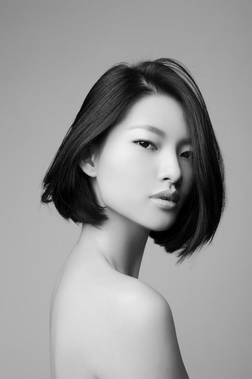 2018 Shapely Korean Haircuts For Women Collection