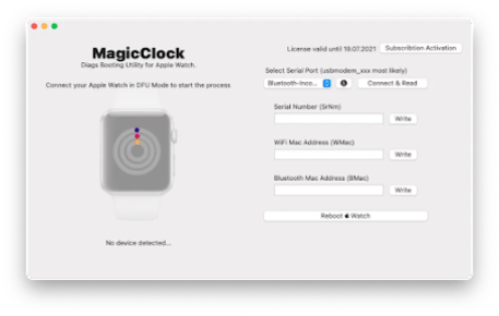 MagicClock Repair