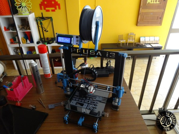 MILL bq Hephestos 3D Printer