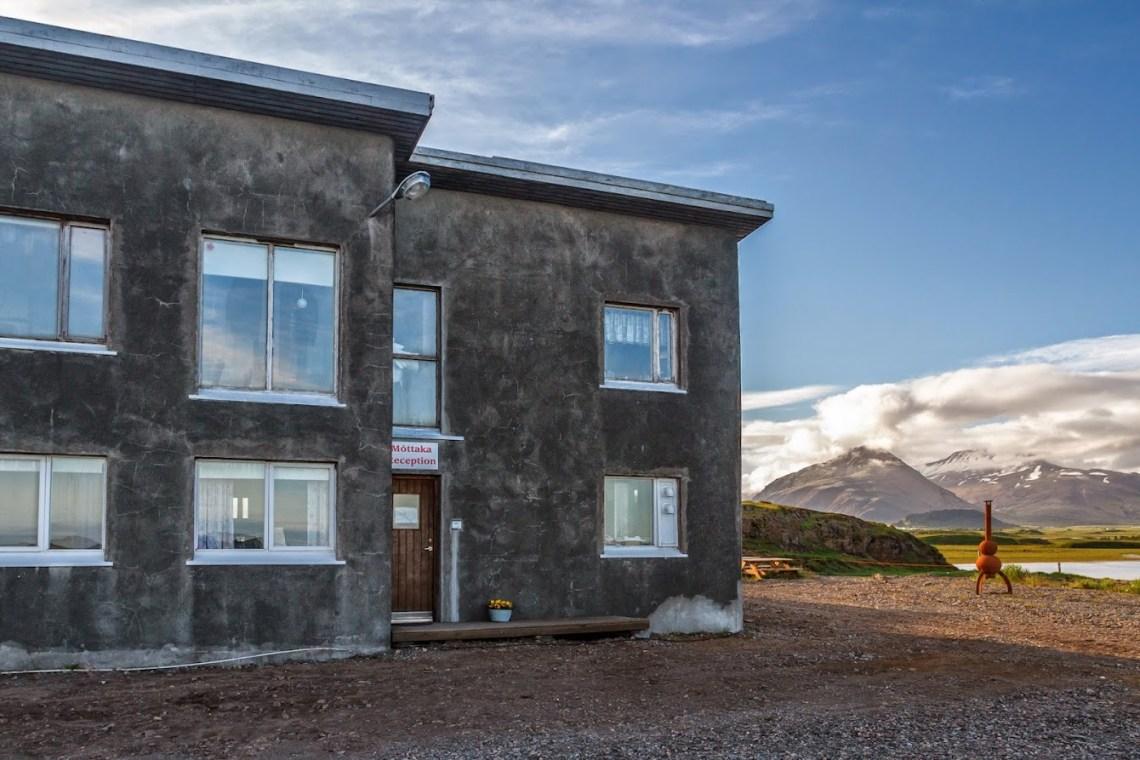 Hafnarnes guesthouse