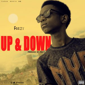 Music: feezy up and down