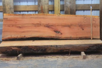 Cherry 311-5  Length 8', Max Width (inches) 25 Min Width (inches) 23 Thickness 10/4  Notes :