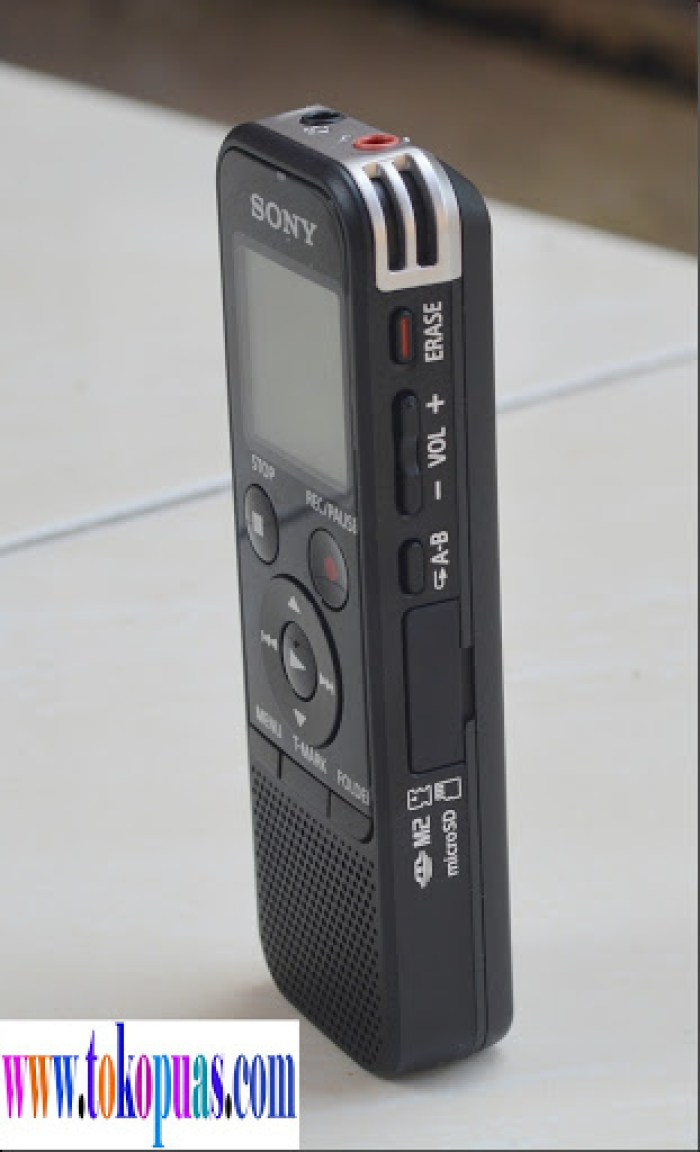 sony sound recorder anti noise menghilangkan suara noise