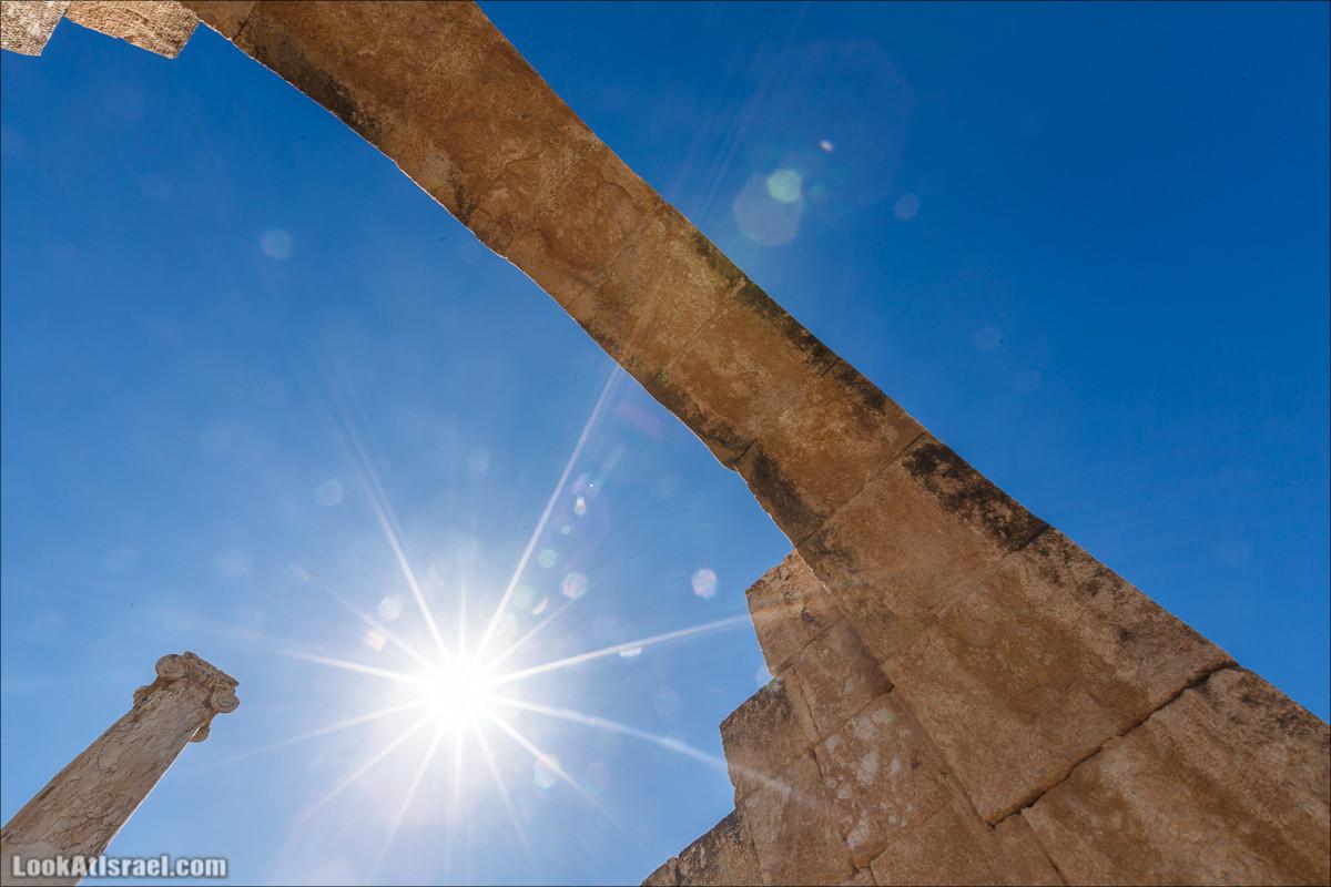 Бейт Шеан, Скифополис | Beit Shean | LookAtIsrael.com - Фото путешествия по Израилю