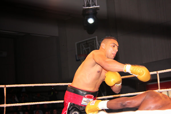 Mohammed Kabech vs Astrando Arduin